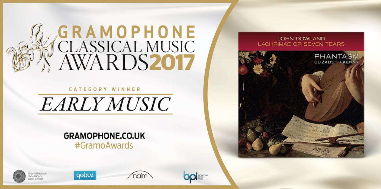 Gramophone Award Winners