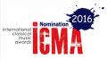 ICMA 2016 nominee