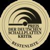 Preis der Deutschen Schallplatten Kritik