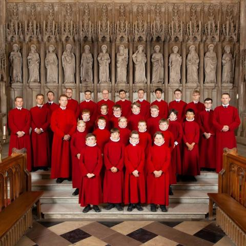 Choir of New College, Oxford