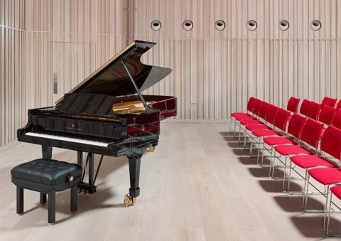 Angela Burgess Hall, The Royal Academy of Music