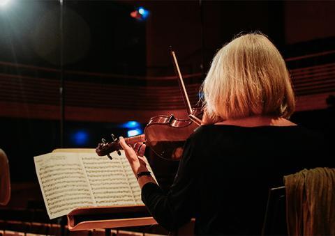 Orchestral Suites recording