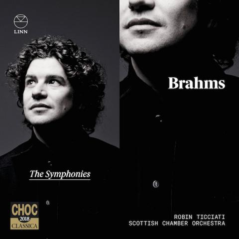 Double accolade for Brahms: The Symphonies