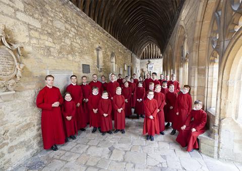 New College Choir