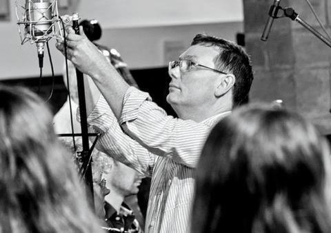 Philip Hobbs, Linn Records' Chief Producer