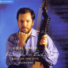 Bach On The Lute Volume 1