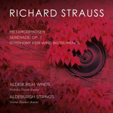 R. Strauss: Metamorphosen & Symphony for Wind Instruments