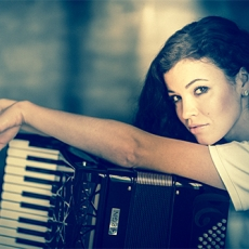 """Ksenija SidorovaPraised as """"revelatory"""" (New York Times) with """"breathtaking virtuosity"""" (The Observer), Ksenija Sidorova is the leading ambassador for the classical accordion. Both a unique and charismatic performer, Ksenija is passionate about showcasing the vast capabilities of her instrument. Her repertoire spans from Bach to Piazzolla, from Efrem Podgaits and Václav Trojan, to Erkki-Sven Tüür and George Bizet, as well as new accordion concertos composed especially for her, plus a multitude of chamber pr"""