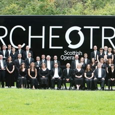 The Orchestra of Scottish Opera