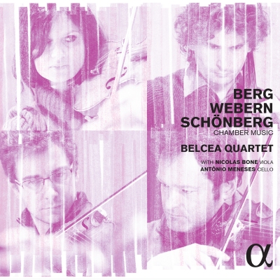 Berg, Webern & Schonberg: Chamber Music