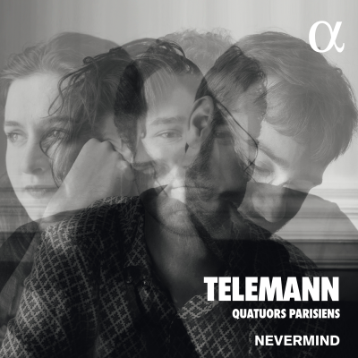 Telemann: Quatuors Parisiens