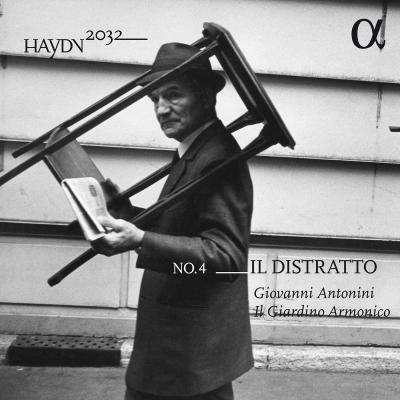 Haydn 2032, Vol. 4: Il distratto