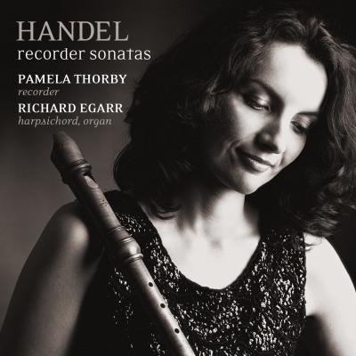 Handel: Recorder Sonatas