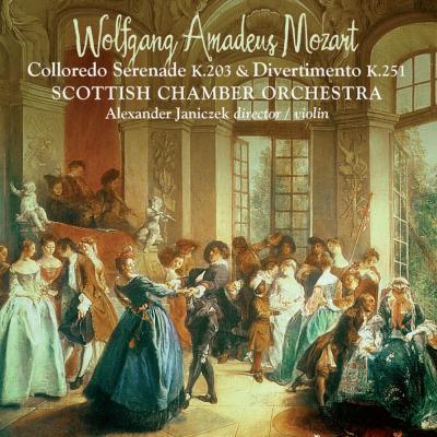 Mozart: 'Colloredo' Serenade K. 203 & Divertimento K. 251