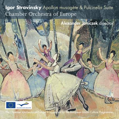 Stravinsky: Apollon musagete & Pulcinella Suite