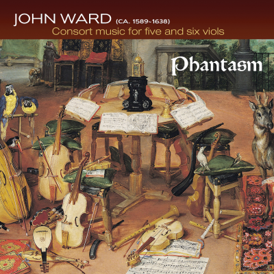 Ward: Consort music for five and six viols