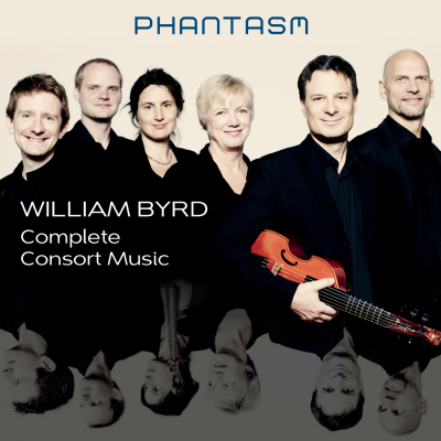 Byrd: Complete Consort Music