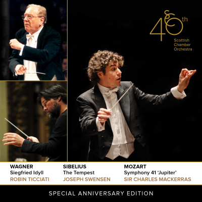 Scottish Chamber Orchestra: 40th Anniversary Edition
