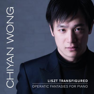 Liszt Transfigured: Operatic Fantasies for Piano