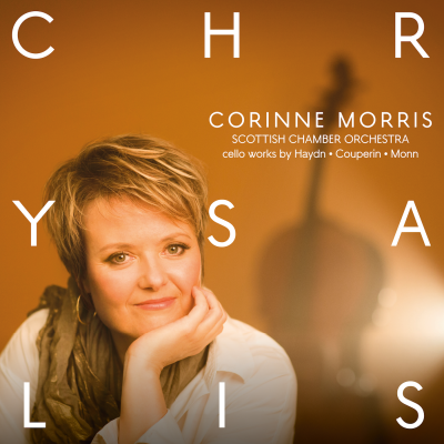 Chrysalis: Cello works by Haydn, Couperin, Monn