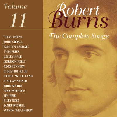 The Complete Songs of Robert Burns Volume 11