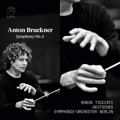 Bruckner Symphony No. 6 sleeve